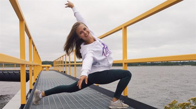 Mikaela Kurula kommer att hålla i trådarna under en stor del av danstimmarna.