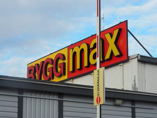 Byggmax stänger i Karleby efter tre år i Kosill
