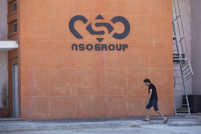 Spionprogrammet Pegasus har utvecklats av företaget NSO. Avslöjandet om hur programmet använts för övervakning av tusentals journalister och politiker prisas nu av EU-parlamentet. Arkivfoto.