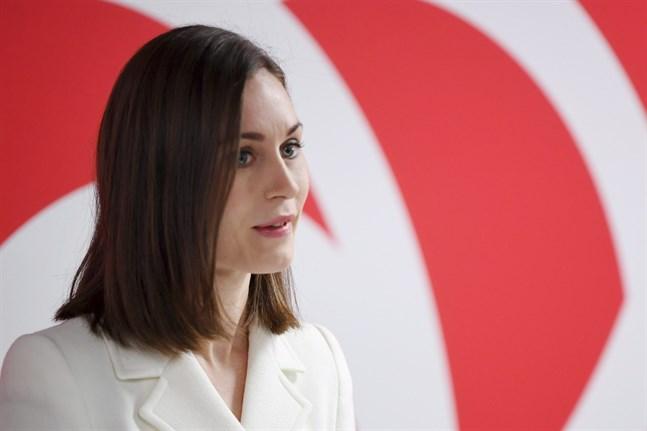 Statsminister Sanna Marin meddelade på torsdagsmorgonen att socialdemokraterna vill hitta en ny lösning som kompenserar för de minskade Veikkauspengarna.