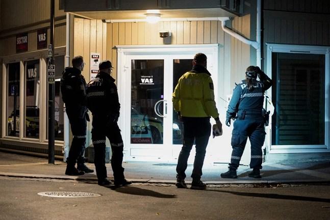 Fem personer dödades i våldsdådet i Kongsberg.